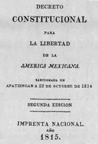 Supremo congreso mexicano