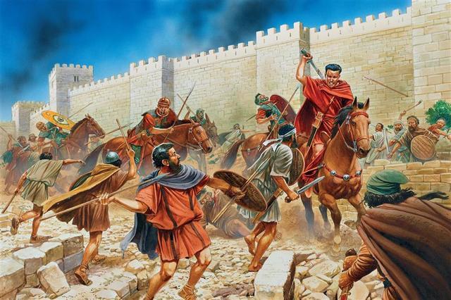 Rebelión Judia contra Seleucida