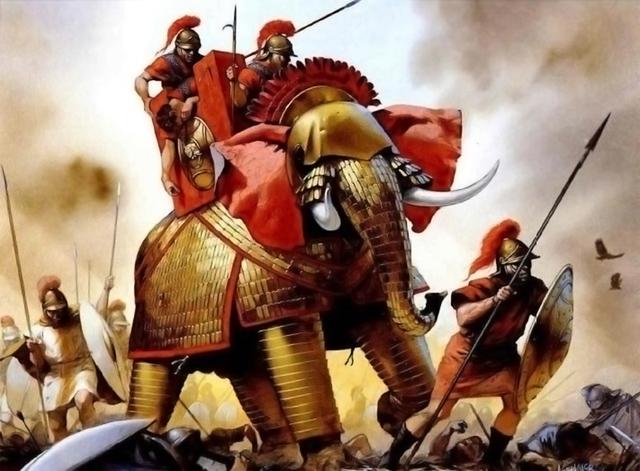 Caida del imperio Seléucida