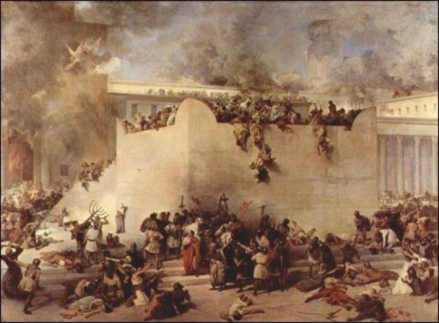 Primera rebelión Judia