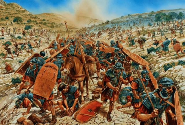 Segunda rebelión Judia