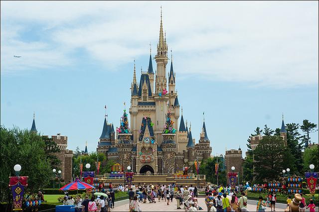 Disney Tokio Resort