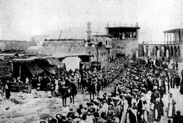 BRITANICOS EN JERUSALEN