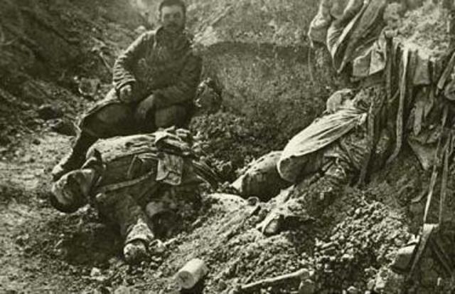 Los 500mil muertos Franceses y Alemanes