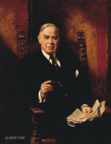 Mackenzie King is elected Prime Minster