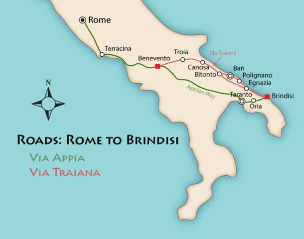 Via Appia II