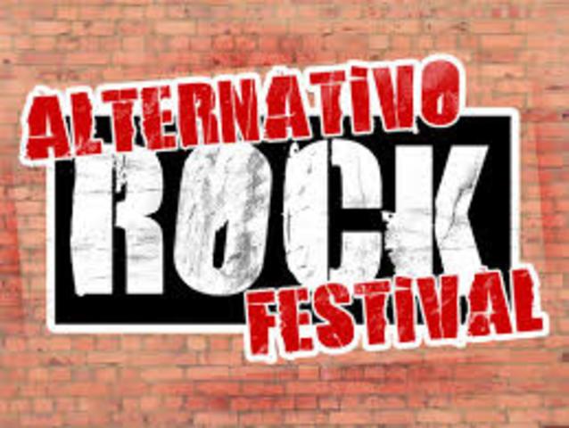 Festival de Rock Alternativo