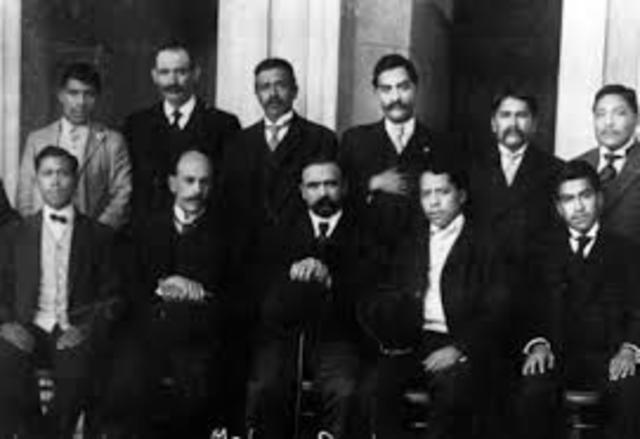 Fundación del Club Político Luz y Progreso
