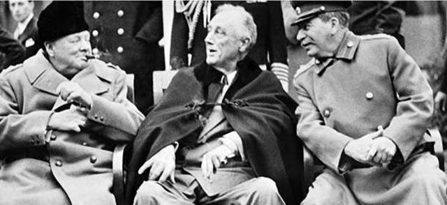 Le conferenze di Yalta e Potsdam