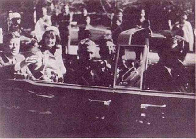 Assassinio di John Fitzgerald Kennedy