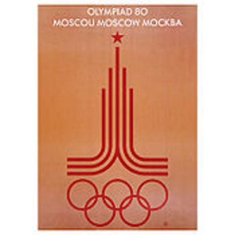 Gli Stati Uniti boicottano i Giochi Olimpici a Mosca