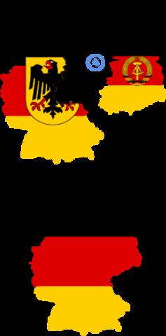 La Germania ritorna unita
