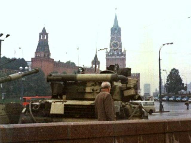 Crollo dell'Unione Sovietica