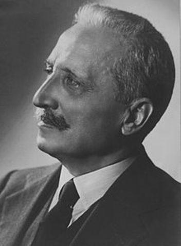 Enrico De Nicola Primo Presidente della Repubblica