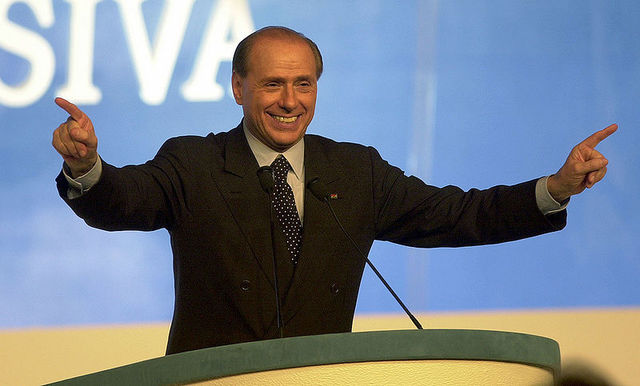 Berlusconi scende in campo