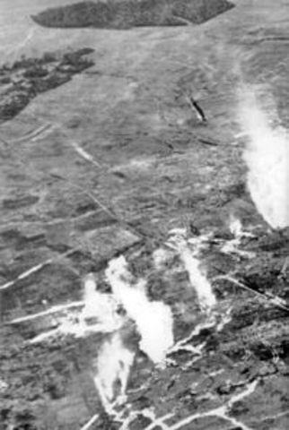 primer ataque aleman con gas toxico