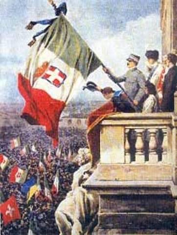 Italia declara la guerra
