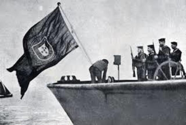 Alemania le declara la guerra a Portugal