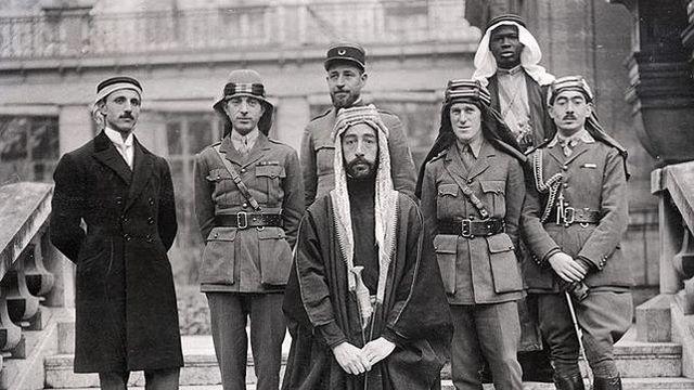 Revuelta árabe contra el Imperio Otomano