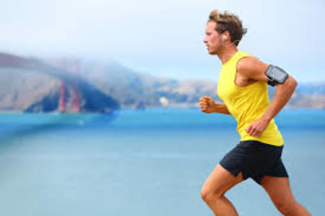 exercise for at least one hour regularly