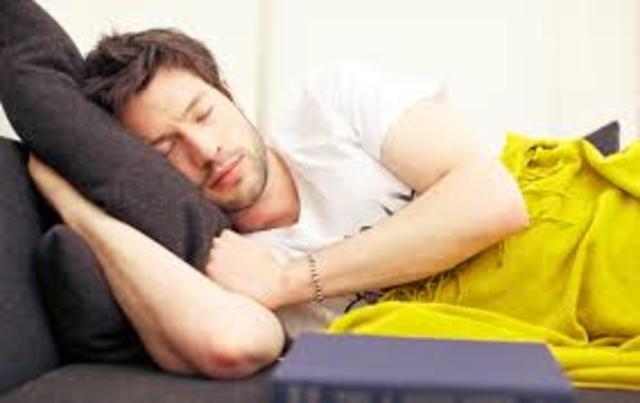 get enough sleep every night