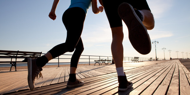 exercise at least 30 minutes daily