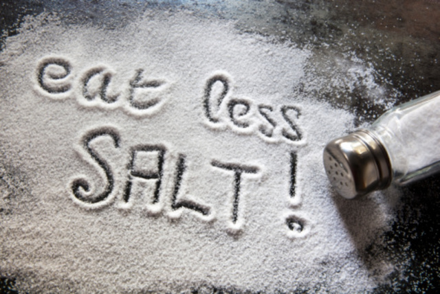 reduce the amount of sodium (salt) in my diet