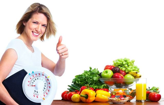 maintain a healthy weigh by eating healthy