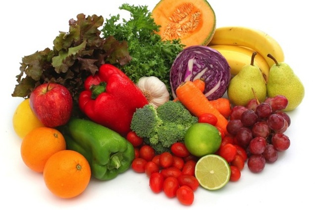 eat plenty of vegetables, fruits, whole gains, lean protein and low fat dairy