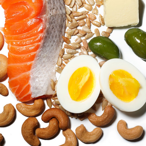 don't eat food that contain a lot of saturated fat