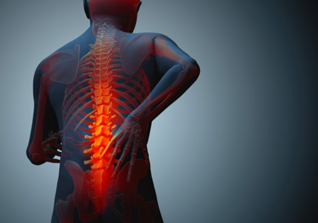 Concern: chronic pain such as back pain or tendonitis
