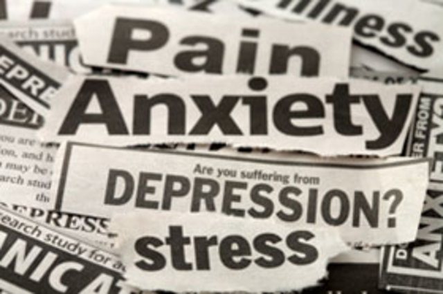 Concern: anxiety or depression
