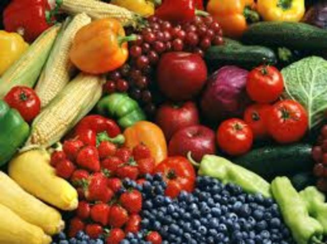 eat a lot of fruits, vegetables, lean proteins, whole grains, and low fat dairy products