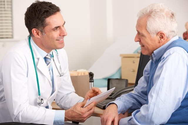 visit my health care provider regularly for check ups