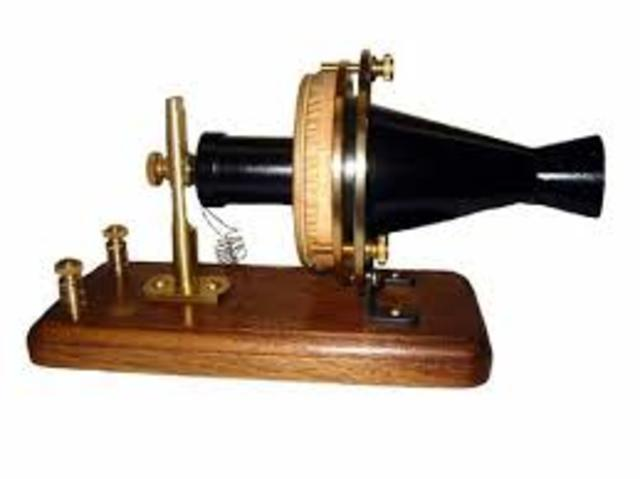 It's Ringing: The Telephone