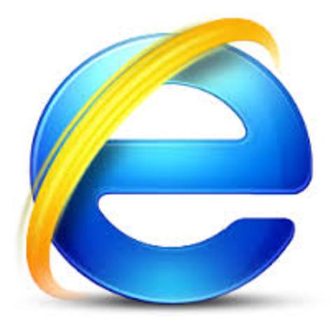 Web Browser: Internet Explorer