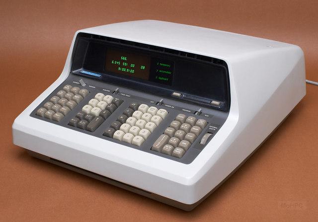 Personal Computers: Hewlett Packard 9100A
