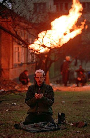 Islam in the First Chechen War