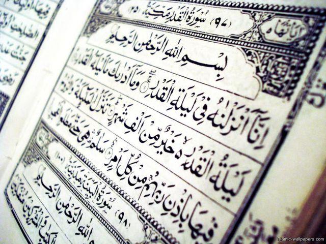 Chechen language and Islam