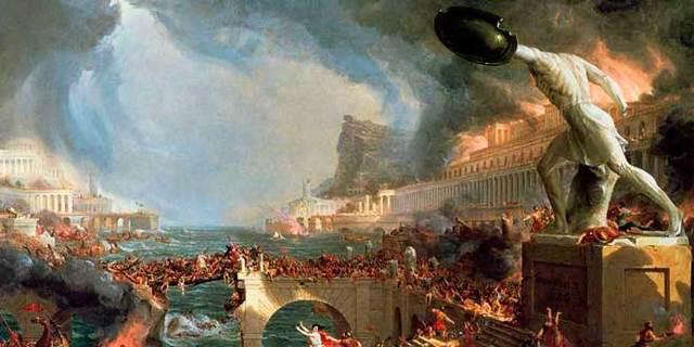 DIVISION DEL IMPERIO ROMANO