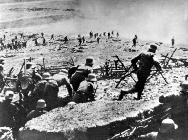Empieza la batalla de Verdun.