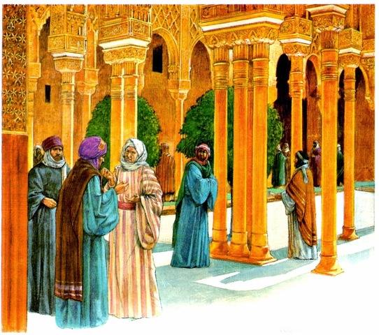 DINASTIA ABASIDA (EL ISLAM)
