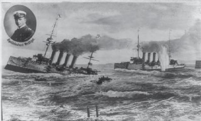 Naufraga barco británico