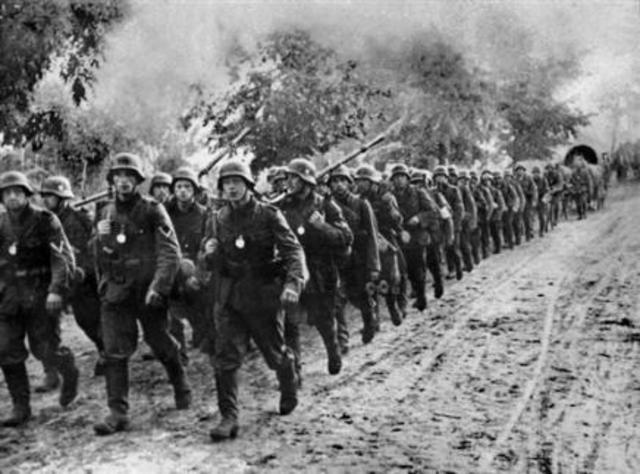 Alemania declara guerra
