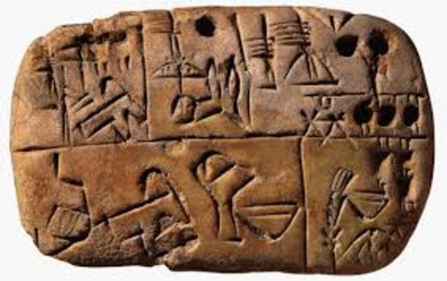 Proto-writing