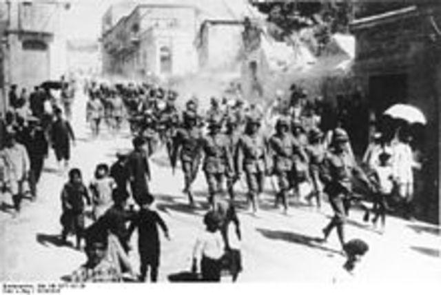 Batalla de Jerusalén (1917)