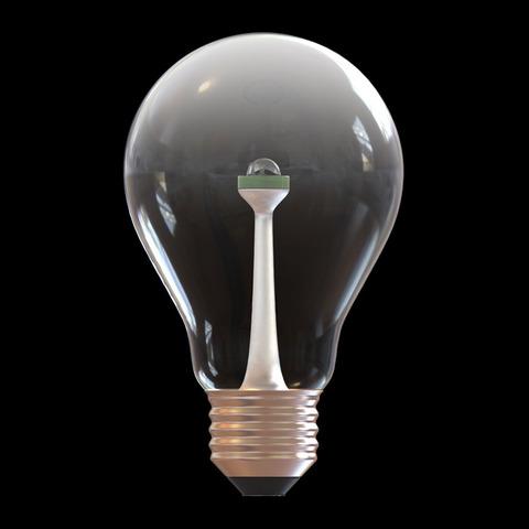 Light Buld Electricity Edison