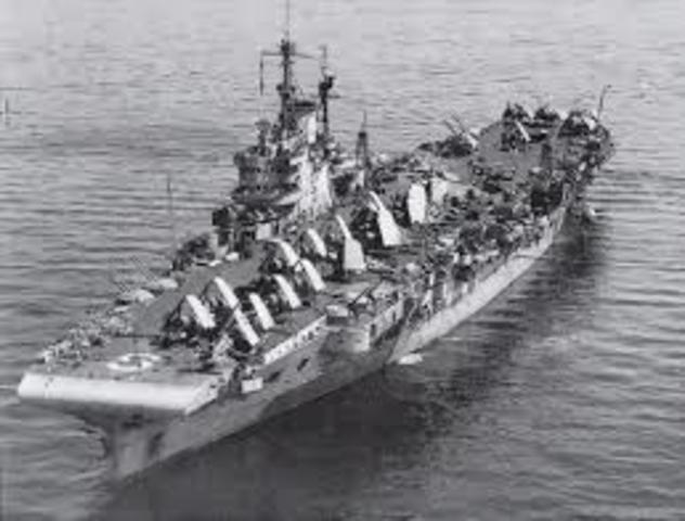 Alemania lanza la guerra submarina a ultranza