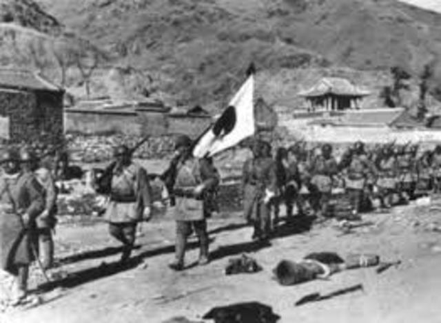 China declara la guerra a Alemania.