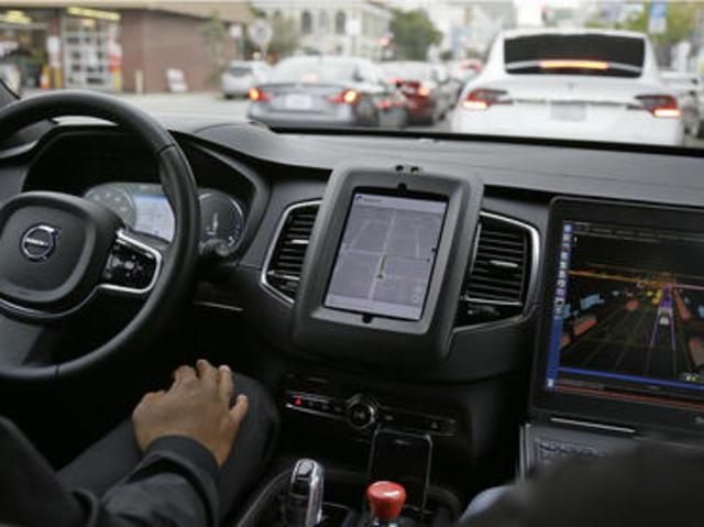 Vehículos autónomos en el tráfico de Francia